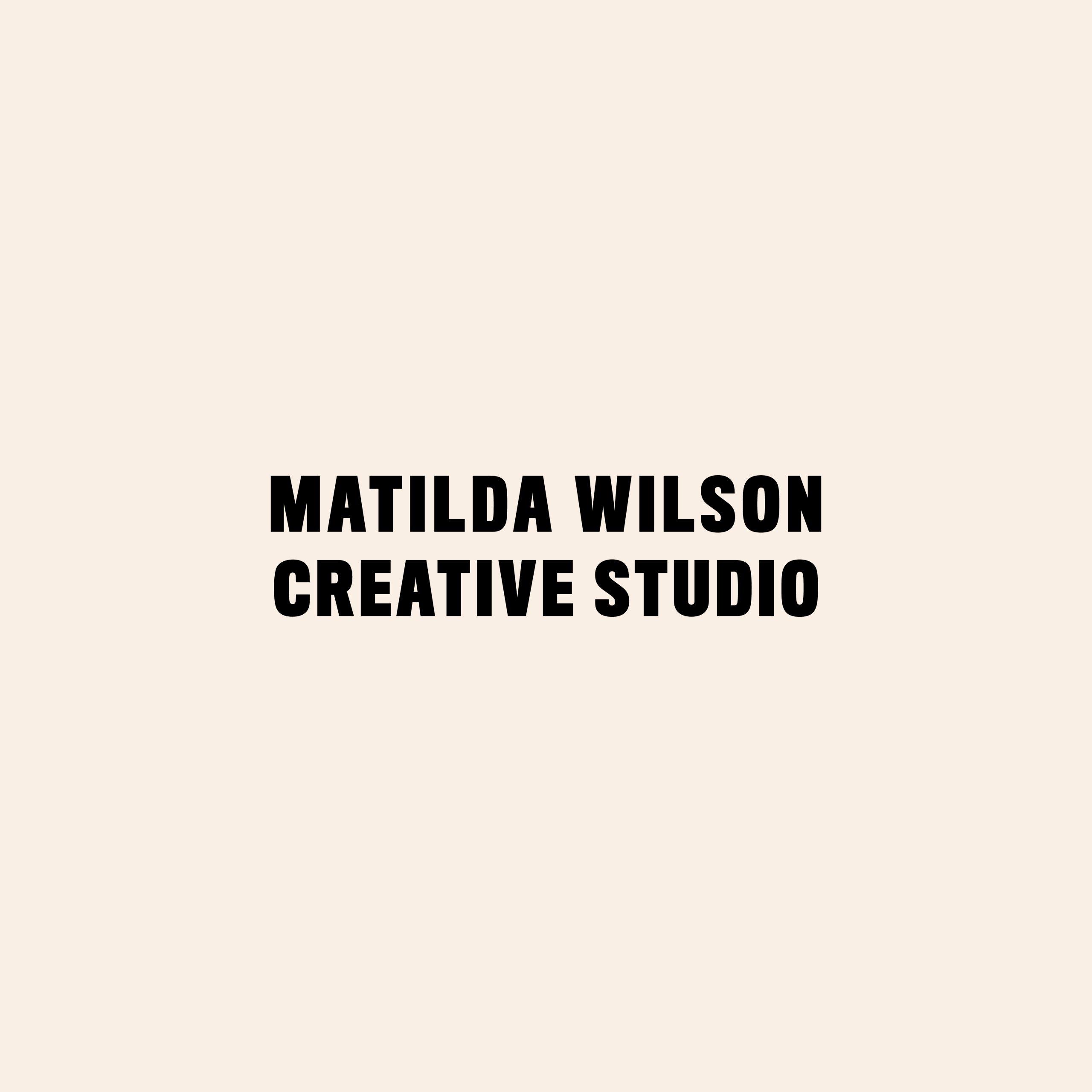 Matilda Wilson Creative